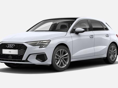 La Nouvelle A3 Sportback est disponible chez CourtierAutomobile.fr !