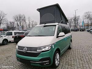 VW T6.1 California Ocean 2.0 TDI 198 DSG-7 4Motion