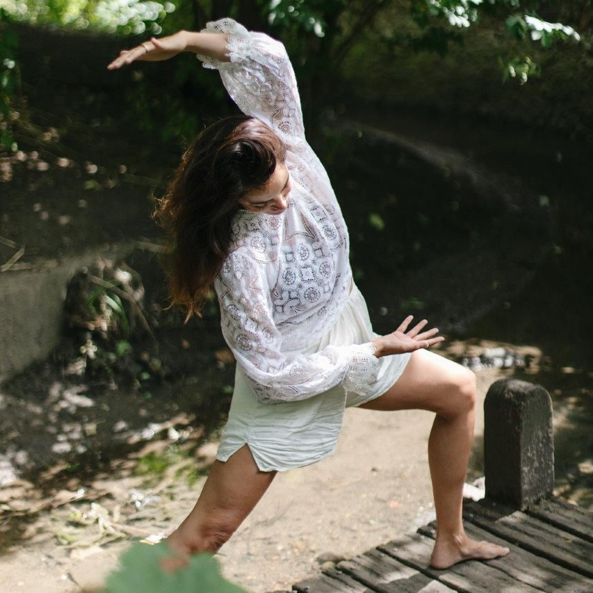 Online Vinyasa Yoga