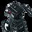 Thumbnail: SCG T6CF2 AA Carbon Fiber Tripod System