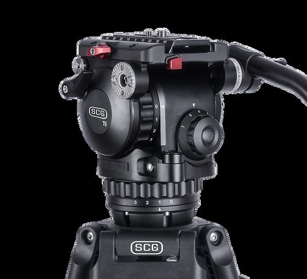 SCG T6 Video Fluid Head