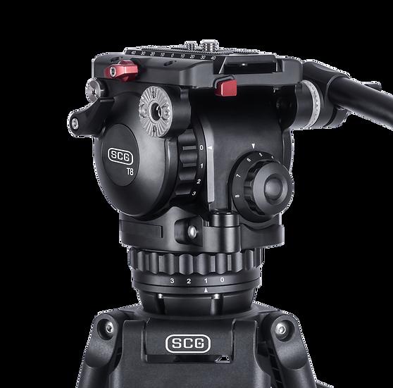 SCG T8 Video Fluid Head