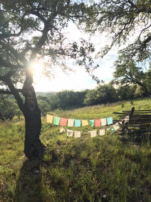 Avalon Prayer Flags