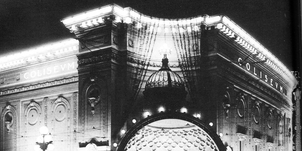 Online - Seattle Theater History: Another Opening, Another Show
