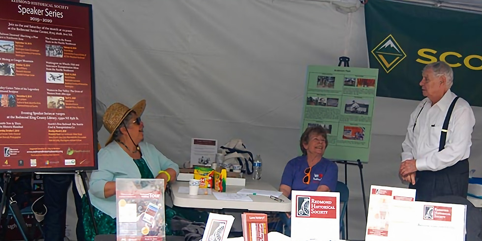 RHS at the Saturday Farmers Market