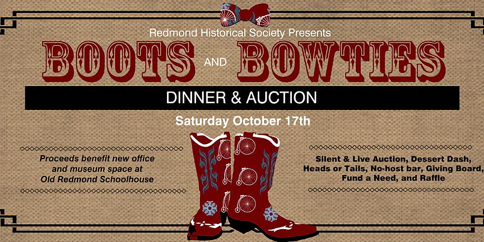 Join us! Auction and Fundraiser