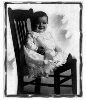 young Ernst Alexander Adams