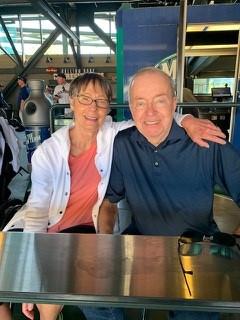 Introducing Lifetime Members:  Roger and Patti Trepanier