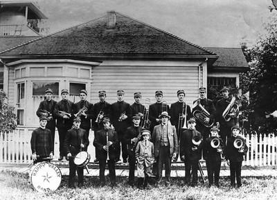 Redmond History 1900-1910