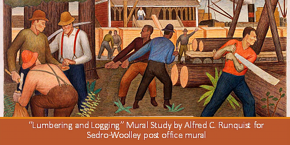 New Deal Postal Murals of the Pacific Northwest