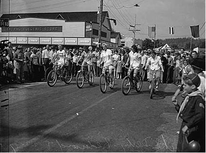 1947 Derby Days race