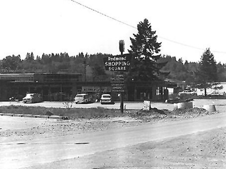 Redmond History: 1951-1960