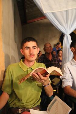 Bringing Bibles to Church