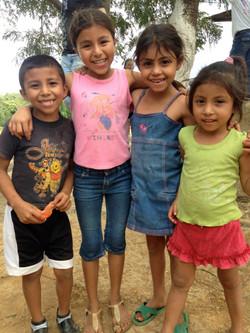 Children in Citalapa