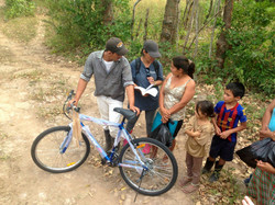 Bikes & Bibles in Remote Areas