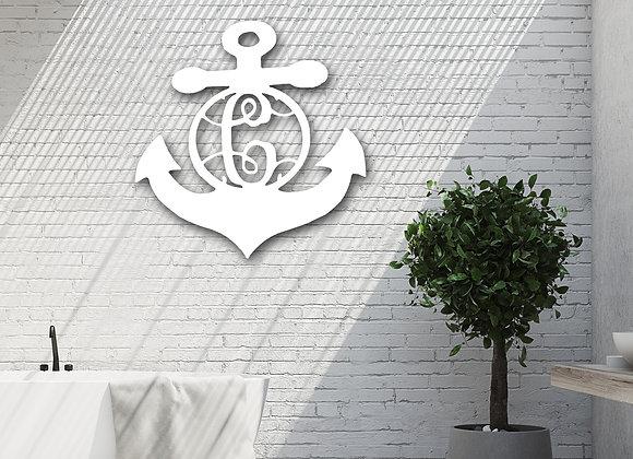 Anchor Wall Art