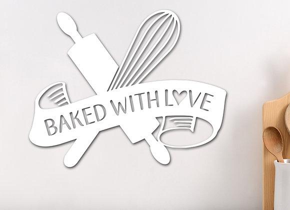 Baking Wall Art