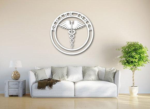 Medical Doctor Wall Art