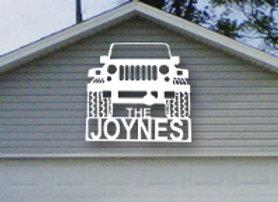 Jeep Wall Art