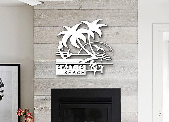 Beachscape Wall Art