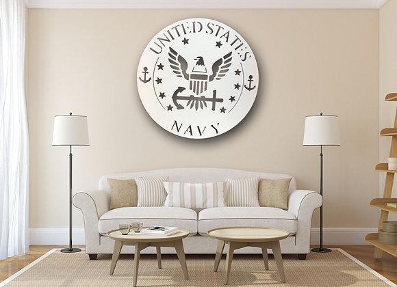 Navy Wall Art