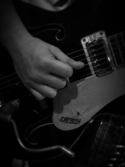 Guitar ギター Greatsch グレッチ Rockabilly ロカビリー 浅井健一 チバユウケ 布袋 Jazz ジャズ