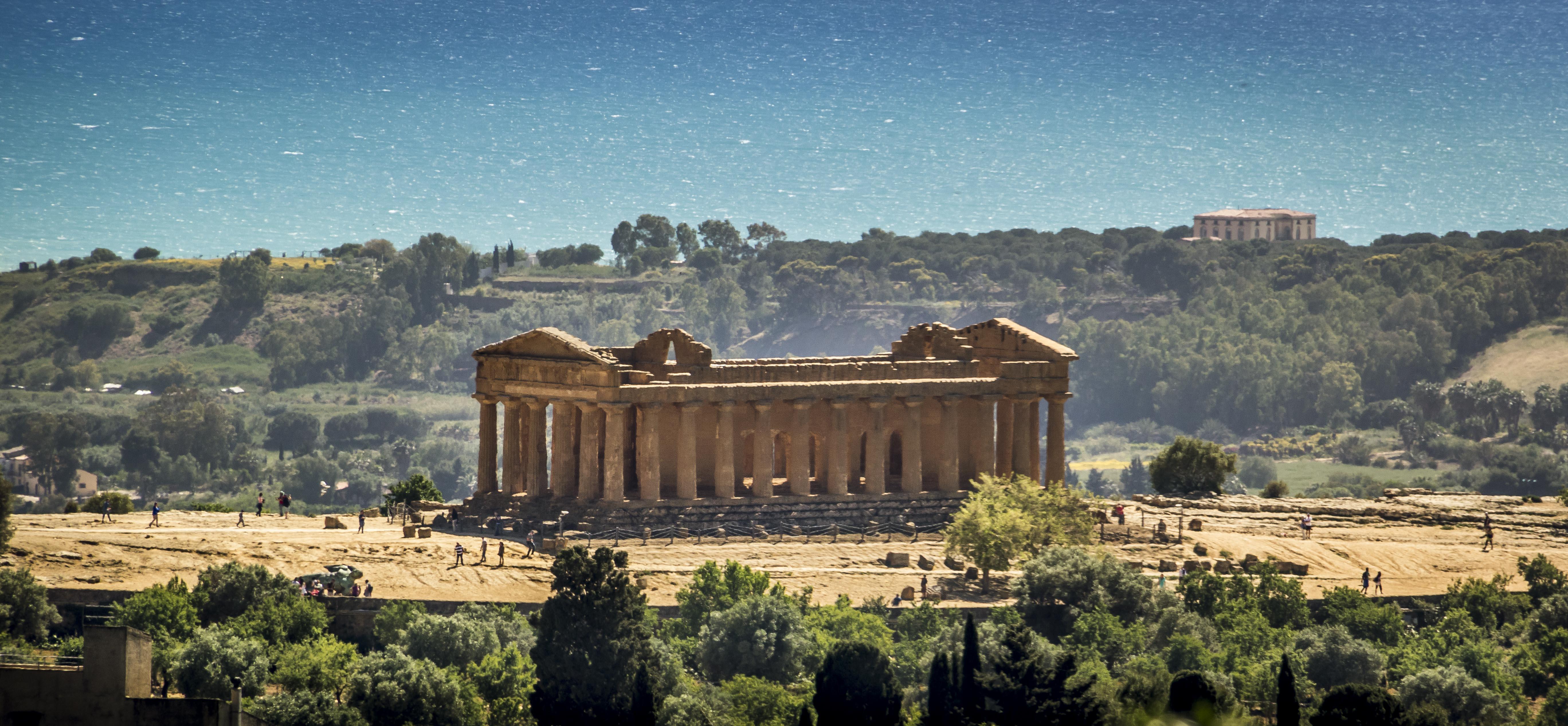 Temple of Concordia - Agrigento