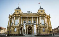 Il Teatro Nazionale di Zagabria