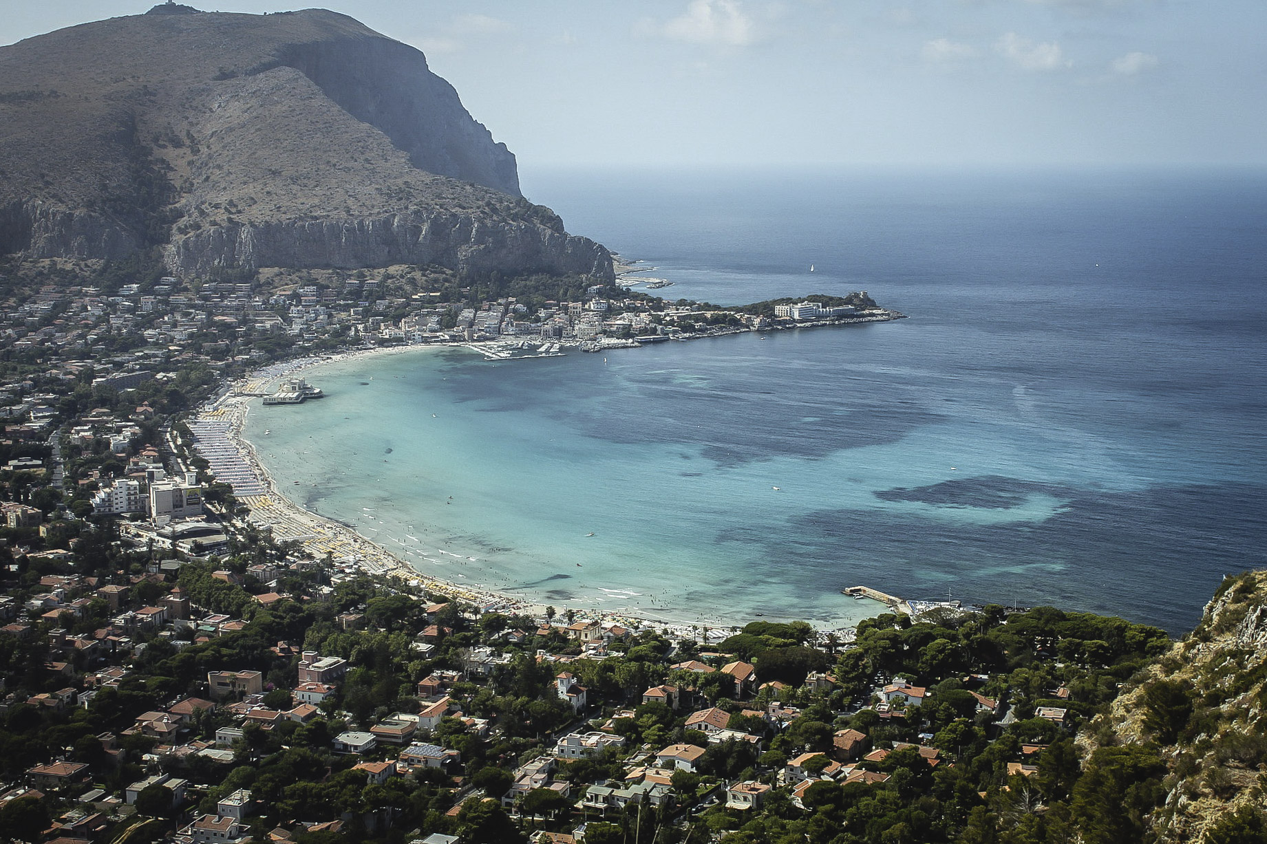 Gulf of Mondello - Palermo