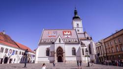 La Chiesa di San Marco a Zagabria