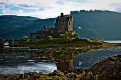 Il castello di Eilean Donan - Scozia