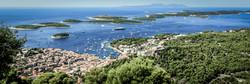 Hvar e le isole Pakleni