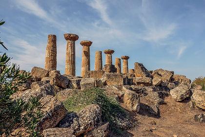 Greek Temples, Agrigento, Sicily