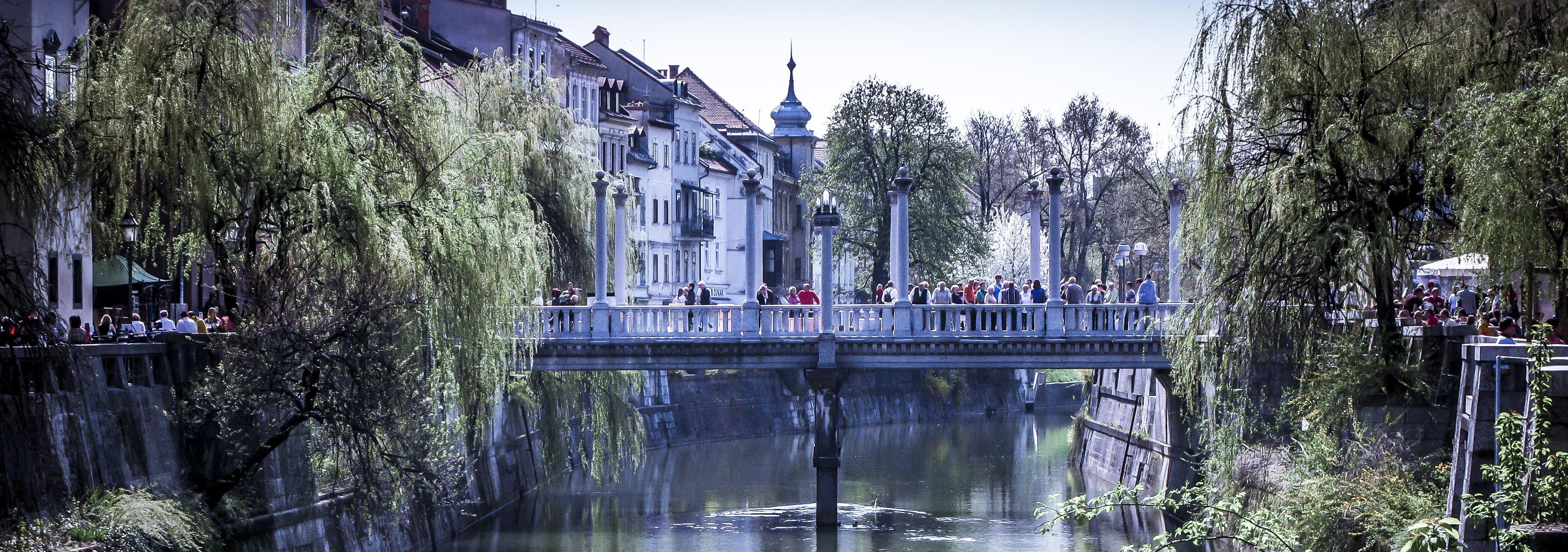 Il ponte dei calzolai - Lubiana