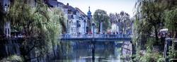 The Cobblers' Bridge - Ljubljana