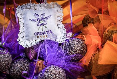 Lavender in Hvar - Croatia