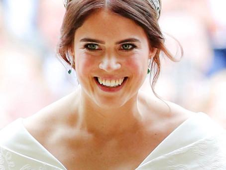 Royal Wedding: la tiara della principessa Eugenie
