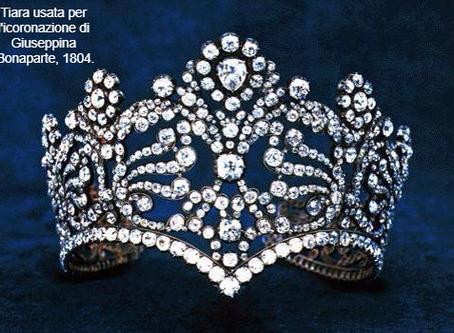 Storia della gioielleria: lo stile Impero di Francia