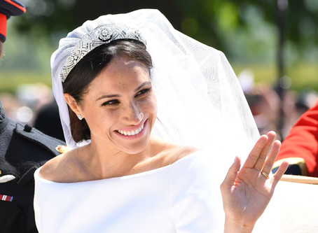Gioielli da Favola: la tiara di Meghan