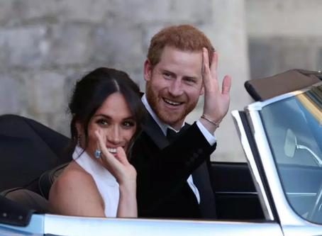 Gioielli da favola: Meghan e l'anello di Lady D