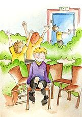 Children's book bullying