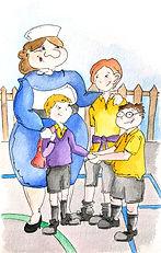 Faty & Friends Children's book