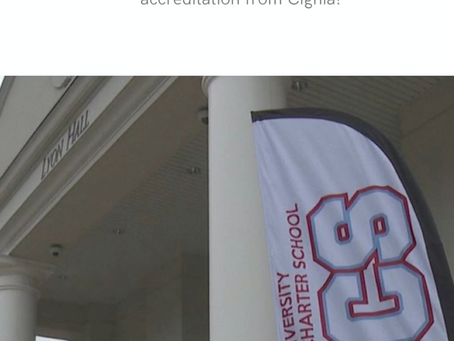 University Charter School earns Accreditation from Cognia