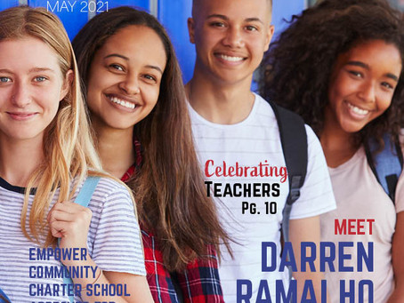 Charter Connect Magazine - May 2021 Issue