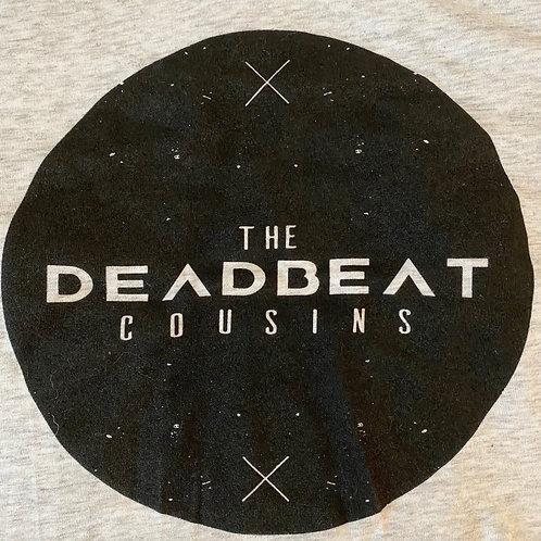 The Deadbeat Cousins - Original logo tee