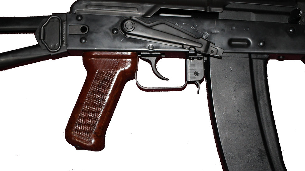 Refinished Bakelite Grip for GBBR