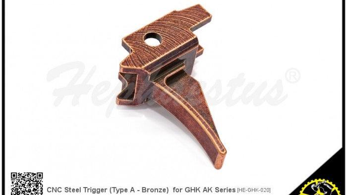 Hephaestus CNC Steel Trigger