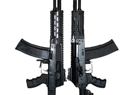 The AK12 Prototype VS The AK12 From NPOAEG