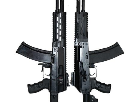 The AK12 Prototype VS The AK12 From NPOAEG