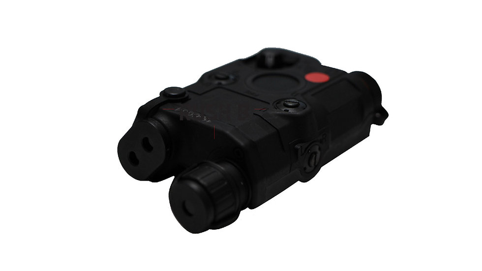 """""""PEWQ Box"""" Flashlight/laser illuminator"""